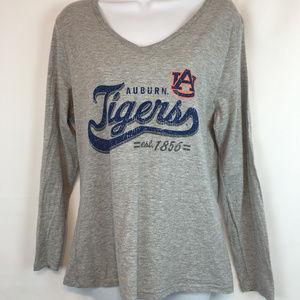 Women's Russell Auburn Tigers T-shirt Size L